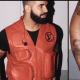 Drake debuts Tattoo of his son Adonis on his arm