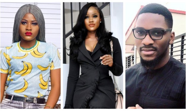 Video of Alex stating that Tobi rejected Ceec's appeal for them to makeup after the show