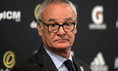 Claudio Ranieri appointed as Roma coach