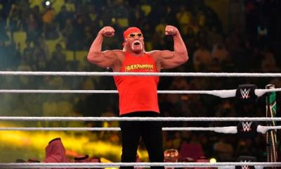 WWE Brings Out Hulk Hogan For Wrestlemania 36
