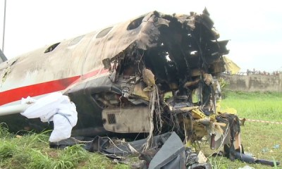 Nigerian College of Aviation aircraft crashes
