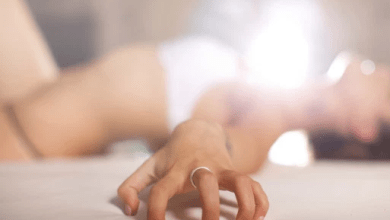 woman suffers stroke while nearing orgasm when her partner was performing oral sex