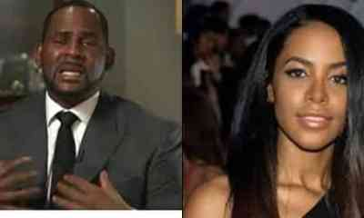 R Kelly denies having sex with Aaliyah's mom