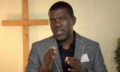 Lekki Shooting: Reno Omokri shares video of blood at Lekki toll gate