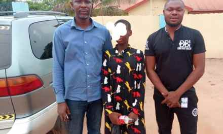 Girl rescued after her dad inserted fingers into her private part to check her virginity