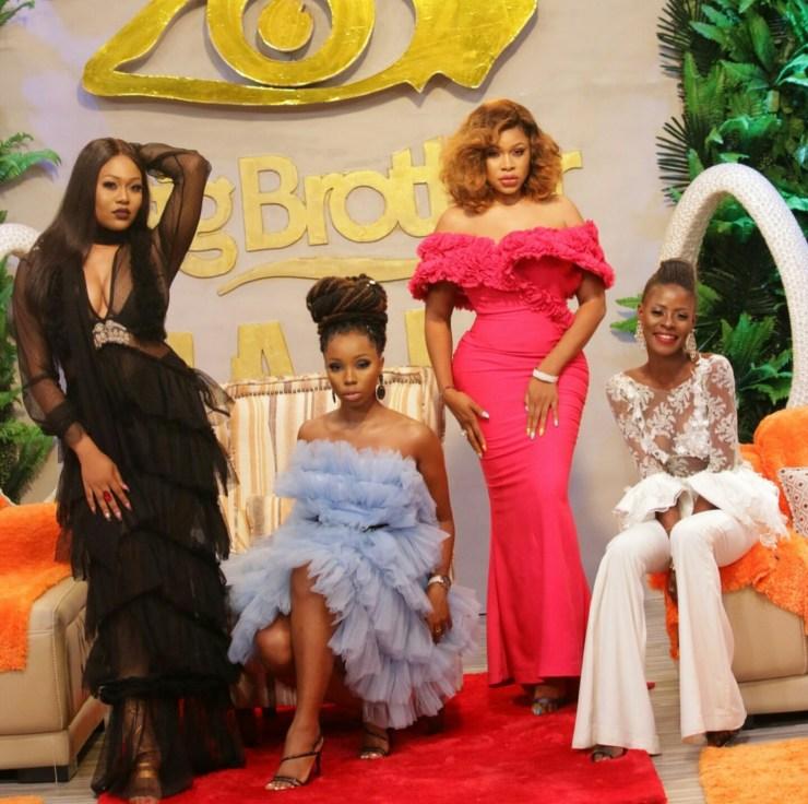 BBNaija 2018 ex housemates reunion photos