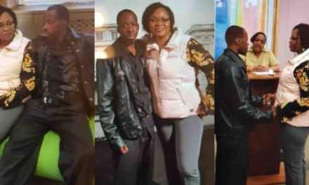 Pastor Joshua Iginla's estranged wife, Yemisi, is allegedly married in America (Photos)