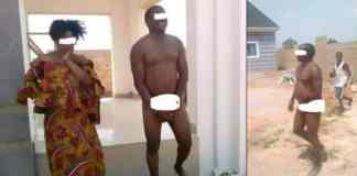 Man caught having sex with a married woman
