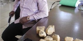 EFCC arrests man with 19 wraps of raw gold at Lagos airport