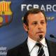 Former Barcelona president Sandro Rosell acquitted