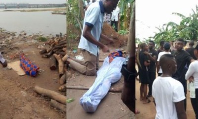 Two Benue State University students drown while swimming inside River Benue