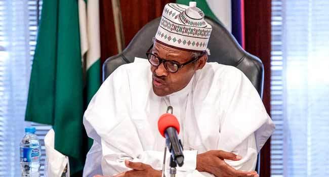 Buhari's inauguration