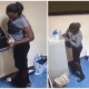 CCTV exposes Yabatech student