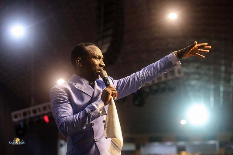 Dunamis 12 May 2019 Live Service with Dr. Paul Enenche