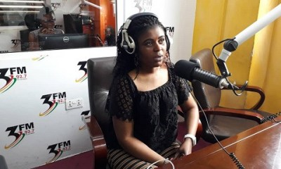 Ghanaian woman who was born with 2 Vaginas and 2 Wombs