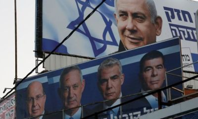Israel election: Netanyahu seeks record fifth term