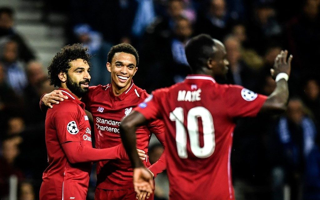 Liverpool seal semi-final date with Barcelona