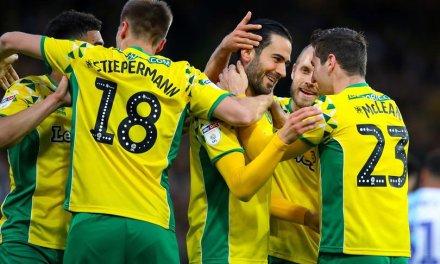 Norwich return to Premier League with Blackburn win