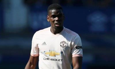 Pogba snubs Manchester United fans and Solskjaer