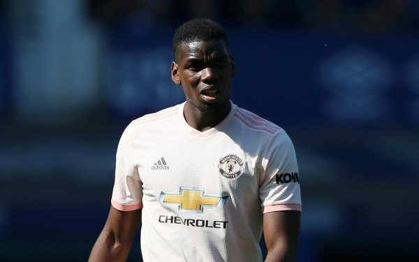 Zidane tells Pogba to submit transfer request at Manchester United