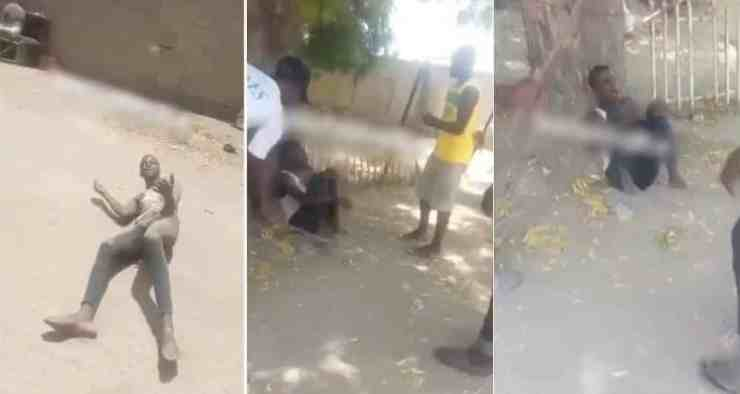 Woman catches a neighbor trying to defile her daughter in Borno