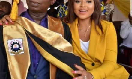 Photos of Regina Daniels and her alleged husband Ned Nwoko
