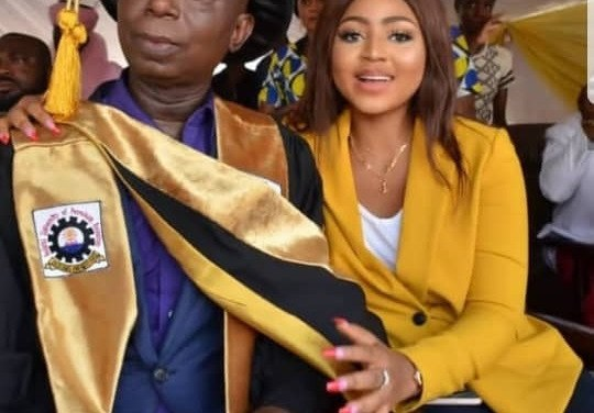 Regina Daniels & Ned Nwoko planning the 'Most Expensive Wedding' of the year