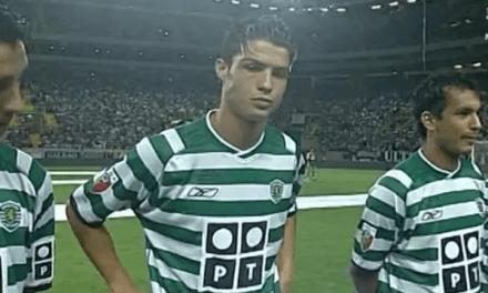 Sporting CP to rename stadium CR7 in honor of Cristiano Ronaldo