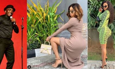 Toke Makinwa blasts Bovi