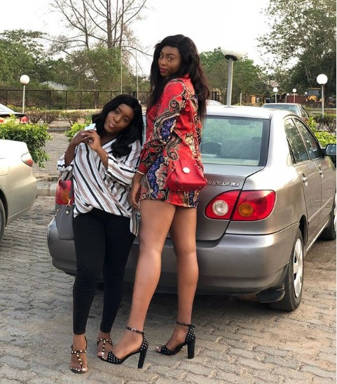 Tallest girl in Nigeria