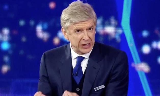 Arsene Wenger reveals why Barcelona beat Liverpool 3-0