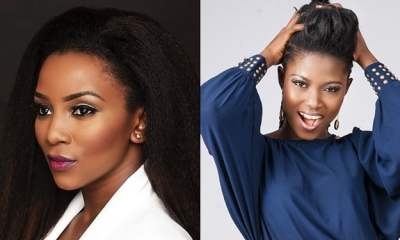 Debie Rise celebrates Genevieve Nnaji