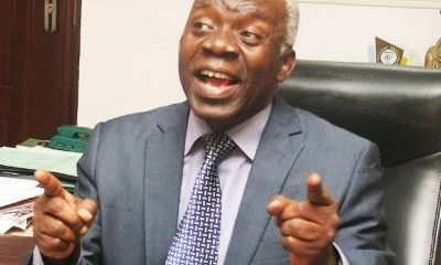 Falana mocks APC over Atiku's Nationality