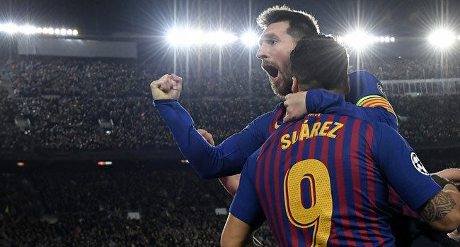Barcelona vs Liverpool: What Messi told fans after scoring 2 goals