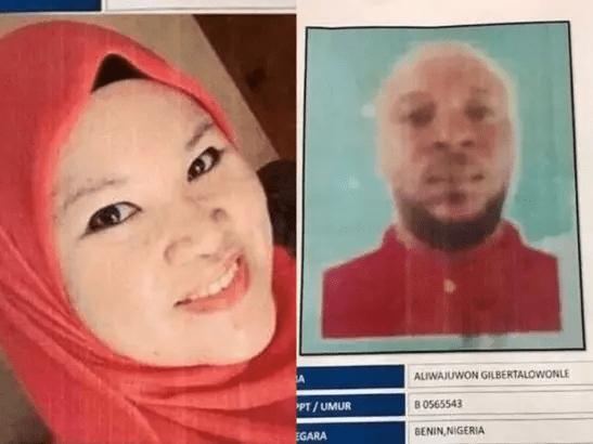 Nigerian man wanted over murder of nurse in Malaysia