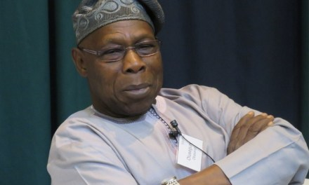 Obasanjo, 393 others escape plane crash