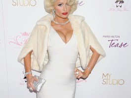 Paris Hilton 800 wigs