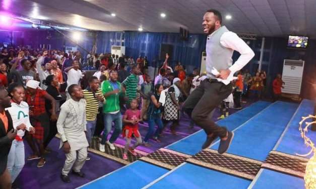 Photos of the RCCG pastor who sadly committed suicide in Abuja