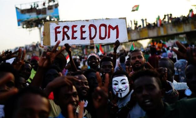Massive crowds join protest against Sudan's military leaders