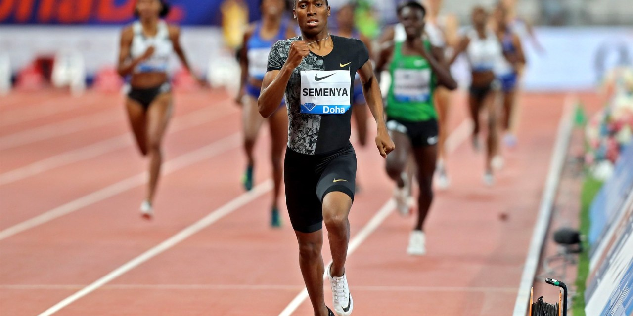 Olympic champion and intersex athlete, Caster Semenya allowed to participate in men's events – IAAF