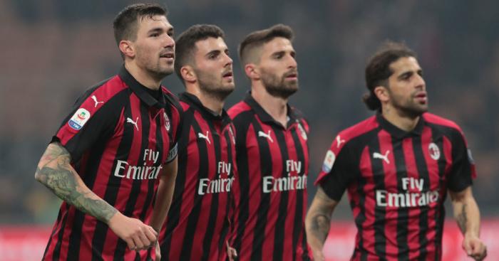AC Milan banned from Europa League next season for breaching 'Financial Fair Play' rules