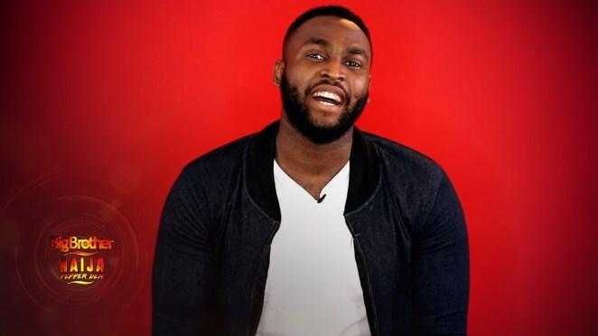 BBNaija 2019: Nelson flashes manhood on national TV