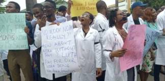 Resident doctors embark on indefinite strike
