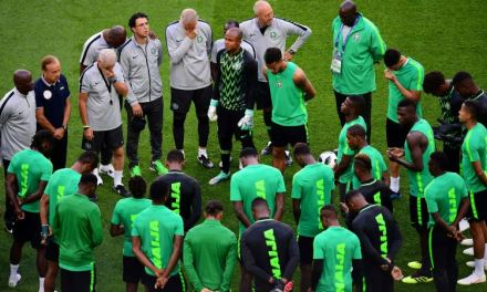 Why Iheanacho was dropped from Super Eagles' 2019 AFCON squad