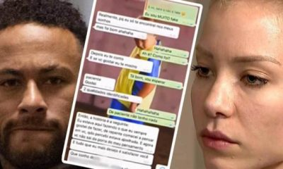 Leaked: WhatsApp chat between Neymar and Najila