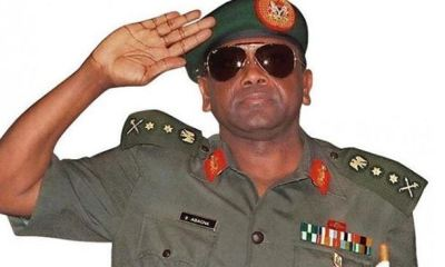 Abacha looted funds