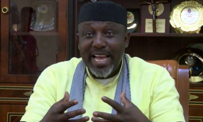 Nnamdi Kanu should convince me why I should join IPOB - Rochas Okorocha