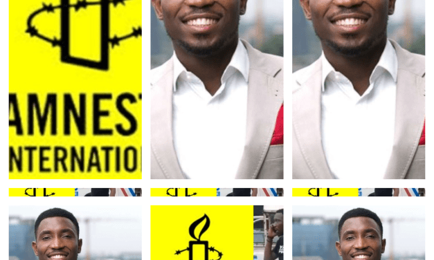 Amnesty International calls out Nigerian Police for invading Timi Dakolo's house