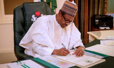 Buhari approves N6.45billion oxygen plants for COVID-19 treatment