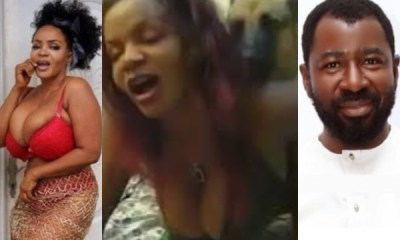 Cossy Ojiakor fires back at Tunde Moshood